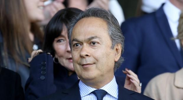 Everton's majority shareholder Farhad Moshiri has pledged to improve the club and off the pitch.