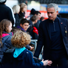 Dangerous path: Jose Mourinho is testing out his players by publicly criticising and dropping them — which is how he lost the dressing room at both Real Madrid and Chelsea
