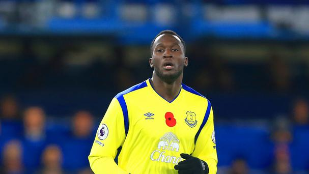 Everton fans will hope Romelu Lukaku does not leave Goodison Park any time soon