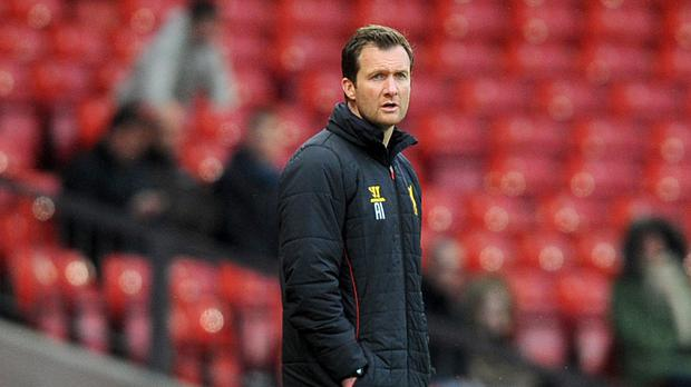 Liverpool academy director Alex Inglethorpe has agreed a new contract