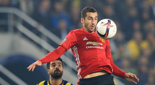 Henrikh Mkhitaryan is determined to become a key part of Manchester United