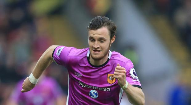 Hull striker Will Keane has been ruled out for the rest of the season with knee ligament damage.
