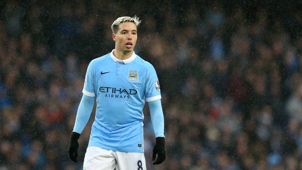 Samir Nasri has been loaned out to Sevilla