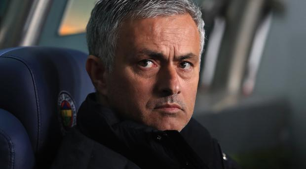 Jose Mourinho (pictured) was issued with a £50,000 fine and warning as to his future conduct over his comments about Anthony Taylor.