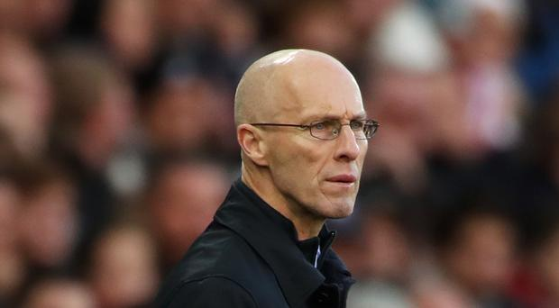 Swansea manager Bob Bradley insists the club is not in crisis despite being without a Premier League win since the opening day of the season.