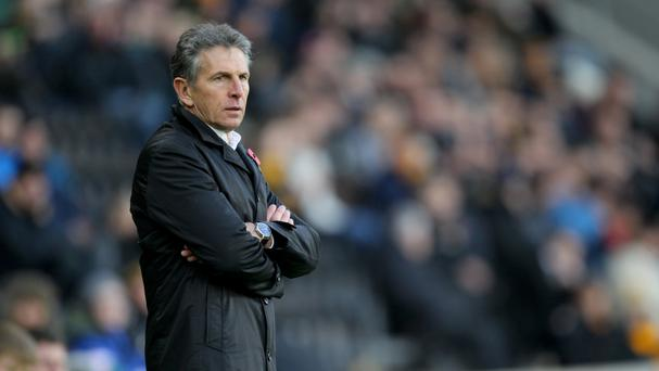 Southampton manager Claude Puel is determined to attack Liverpool