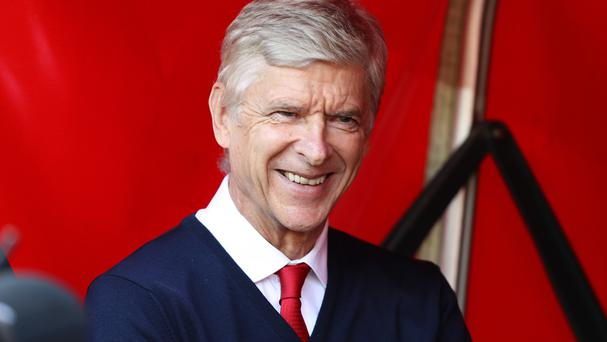 Will Arsene Wenger be smiling on Saturday?