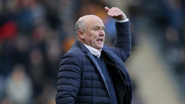 Hull boss Mike Phelan is seeking victory over David Moyes' Sunderland