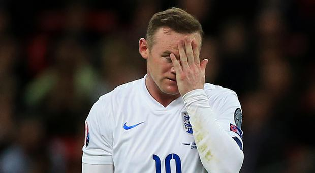 It's not been a great week for Wayne Rooney