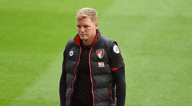 Bournemouth manager Eddie Howe plans to talk to Roger East