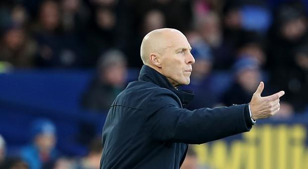 Bob Bradley wielded the axe with eight changes at Goodison Park and has no qualms about doing it again