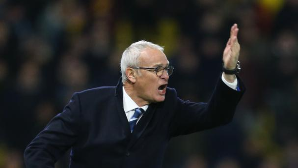 Leicester manager Claudio Ranieri knows his side's domestic performances after another Premier League defeat