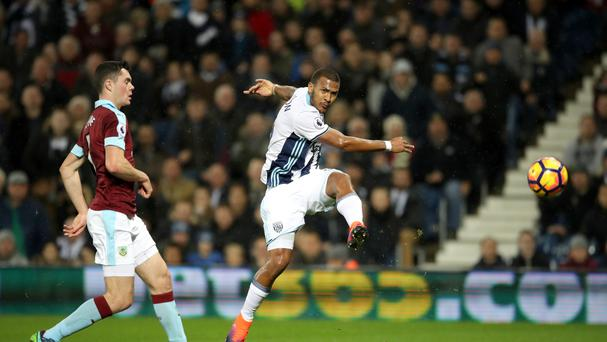 Salomon Rondon led a dominant West Brom display from the front