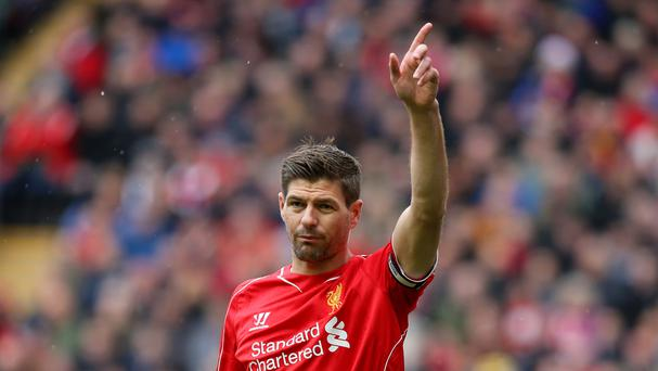 Weighing his options: Steven Gerrard is still deciding on his next move