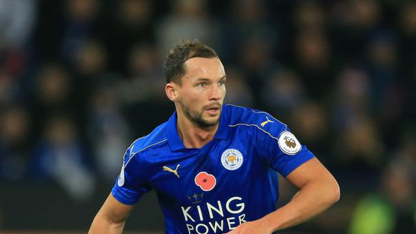 Leicester midfielder Danny Drinkwater helped the Foxes reach the last 16 of the Champions League with a 2-1 win over Club Brugge on Tuesday.