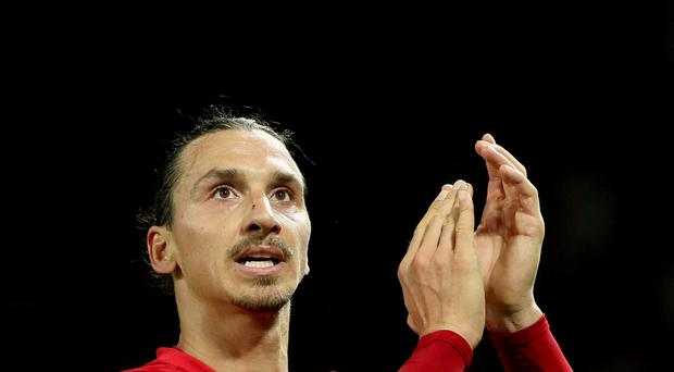 Manchester United are to take up the option of extending Zlatan Ibrahimovic's stay into next season