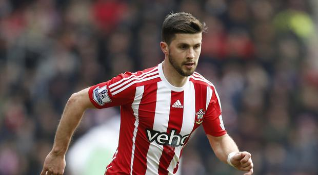 New dad: Shane Long hoping to score for Southampton.