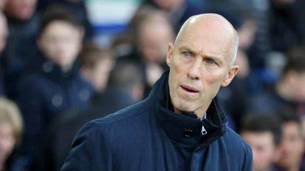 Swansea manager Bob Bradley has called for fans to unite behind the club during the crunch Premier League game with Crystal Palace