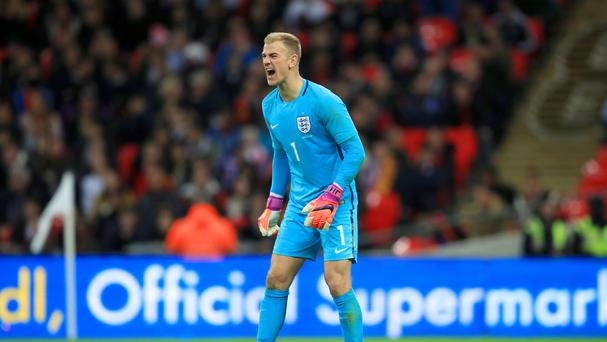 Goalkeeper Joe Hart could be set to stay in Italy