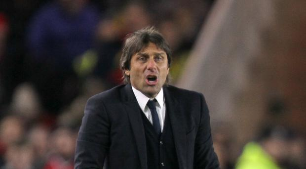 Antonio Conte has led Chelsea to the top of the Premier League table
