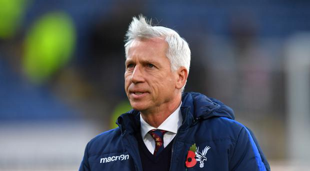 Crystal Palace manager Alan Pardew wants to use the next three games to turn their fortunes around