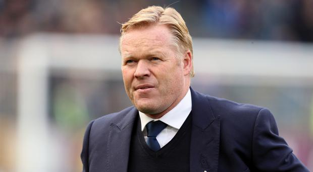 Everton manager Ronald Koeman hopes Southampton fans will remember the good times when he returns to St Mary's