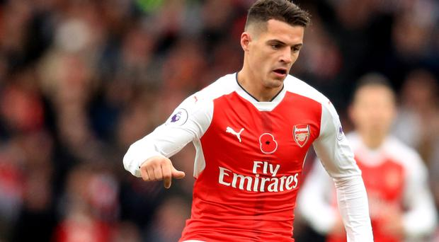 Arsenal manager Arsene Wenger admits Granit Xhaka needs more time to adapt to the Premier League