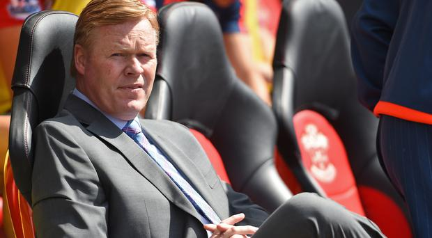Southampton manager Claude Puel feels former boss Ronald Koeman (pictured) deserves respect as he prepares to return to St Mary's Stadium on Sunday Ronald Koeman before the Barclays Premier League match at St Mary's Stadium, Southampton.