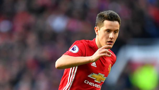 Ander Herrera says Manchester United are creating chances well but