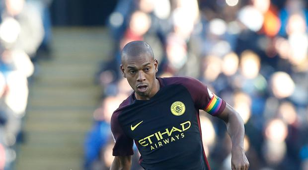 Manchester City's Fernandinho admitted Burnley were tough opposition