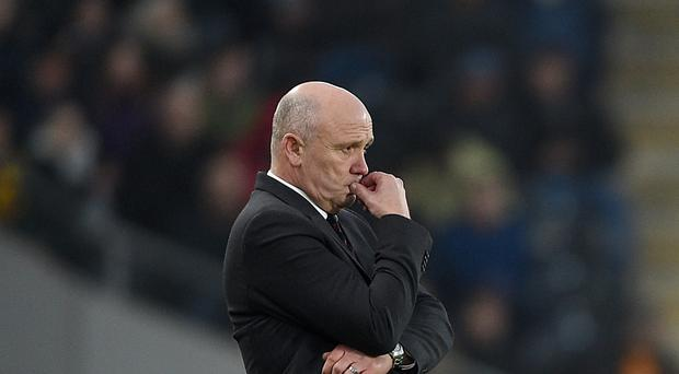 Hull boss Mike Phelan hailed his side's fighting spirit after their 1-1 draw against West Brom.