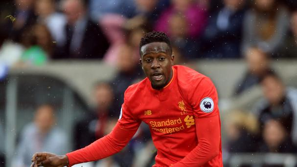 Liverpool striker Divock Origi's first league goal since April was perfectly timed.