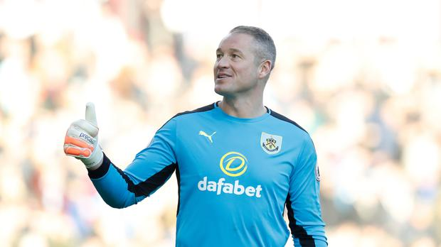Burnley goalkeeper Paul Robinson loved his return to the Premier League stage
