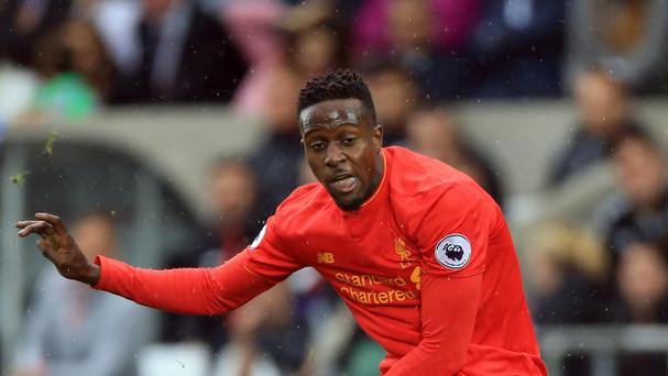 Liverpool striker Divock Origi admits his lack of game time has been frustrating.