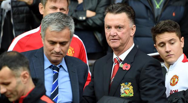 Jose Mourinho has had a worse start to his Manchester United reign than his predecessor
