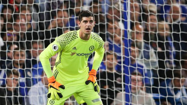 Chelsea goalkeeper Thibaut Courtois has talked up the importance of beating 'smaller' clubs if the Blues are to win the Premier League