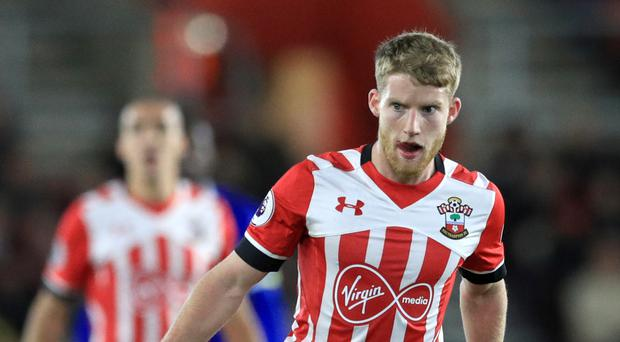 Josh Sims sparkled on his Southampton debut against Everton