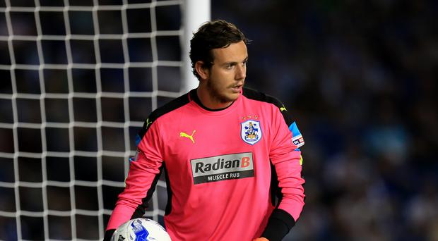 Danny Ward, pictured, was given a chance late last season and impressed Liverpool boss Jurgen Klopp