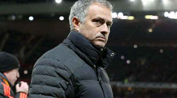Manchester United manager Jose Mourinho has been handed a one-match touchline ban