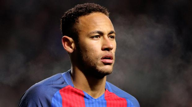 Could Barcelona's Neymar be on his way to Manchester United?