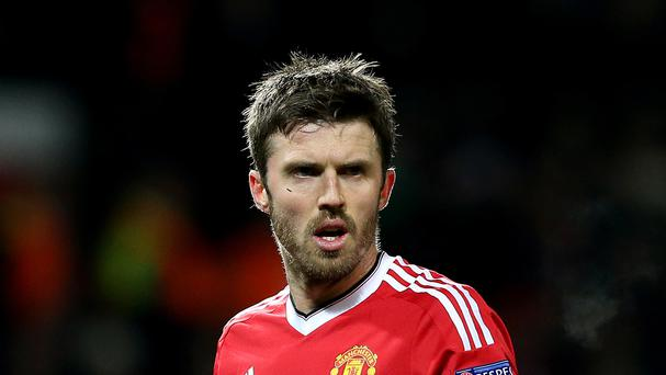 Michael Carrick believes the future is bright at Manchester United