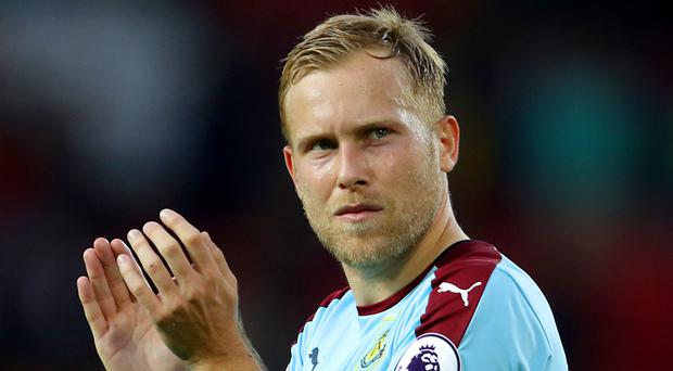 Scott Arfield knows Burnley's away form needs to pick up