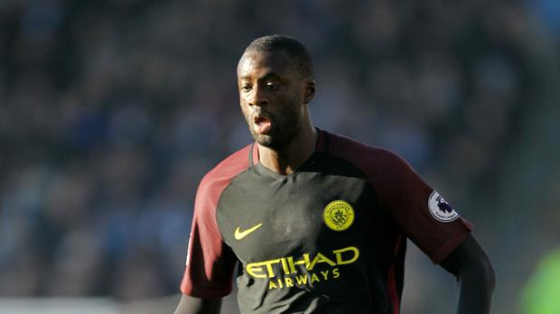 Yaya Toure vows to continue working hard for Manchester City