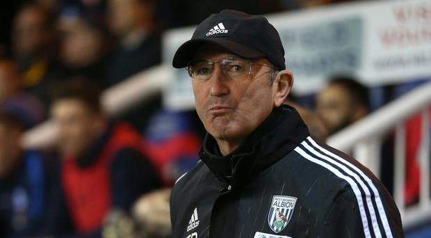 Tony Pulis is planning ahead for January