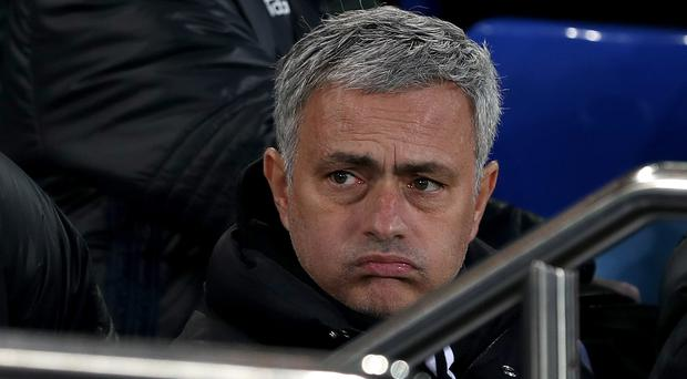 Manchester United manager Jose Mourinho feels his team are not getting the results they deserve after drawing with Everton