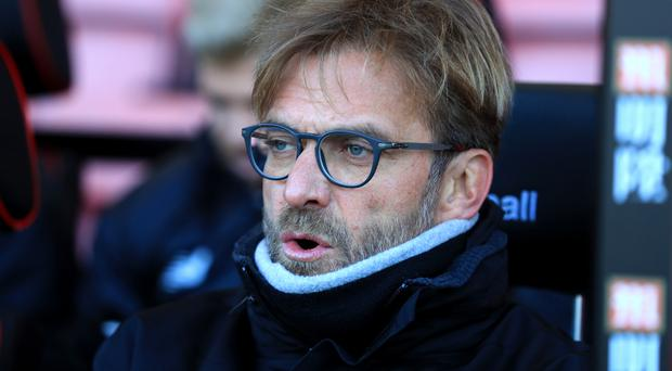 Jurgen Klopp insists his Liverpool side have no problem with their character.