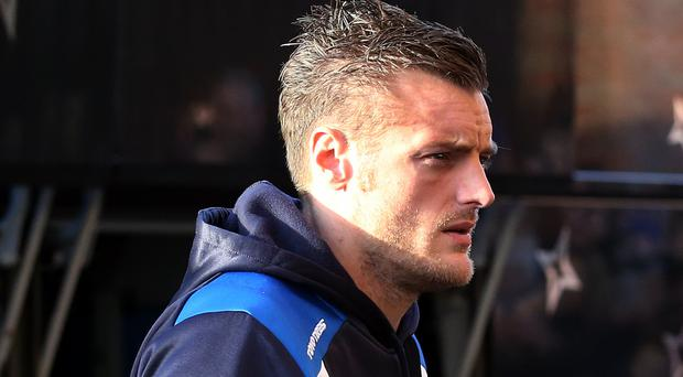 Jamie Vardy has spoken about football's ongoing abuse scandal