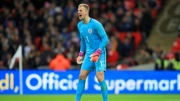 Goalkeeper Joe Hart will be leaving Manchester City in the summer