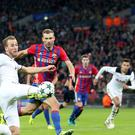 Tottenham beat CSKA Moscow in the Champions League