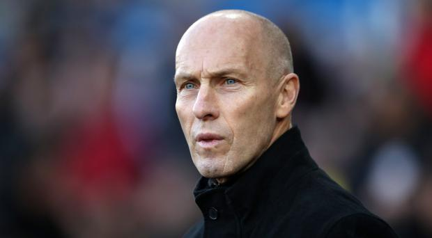 Swansea boss Bob Bradley has shrugged off talk over his future with the club bottom of the Premier League.